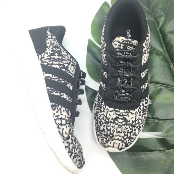 Adidas Neo Sneakers Size 5 Mens 7.5 Women Speckled